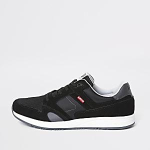 Levi's – Sutter – Schwarze Sneaker