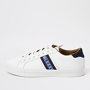 White seattle sneakers