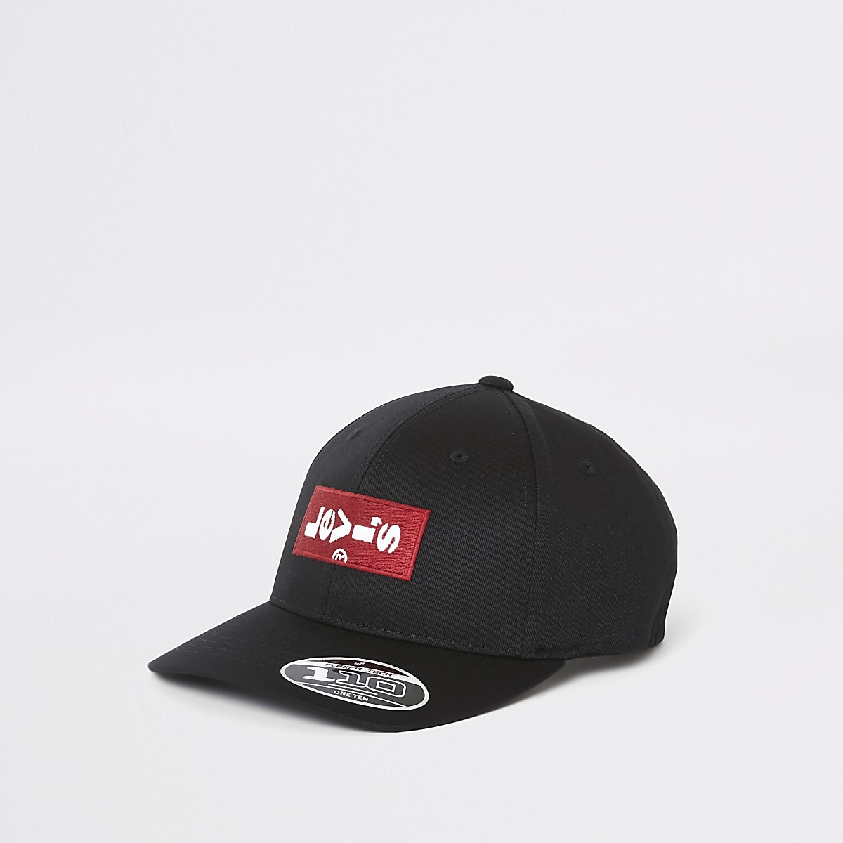Levi's black tab cap