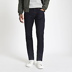 Selected Homme - Blauwe slim-fit jeans