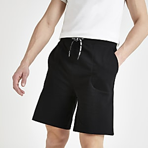 Only & Sons black jersey shorts