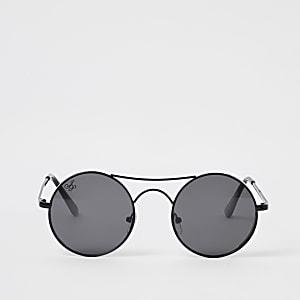 Jeepers Peepers - Zwarte pilotenzonnebril