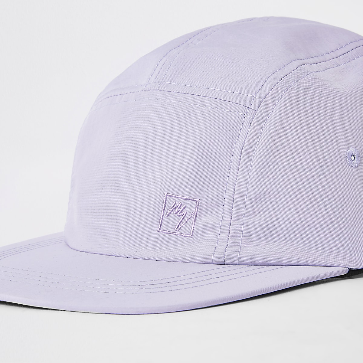91583b2088e7b Lilac  Maison Riviera  five panel cap - Hats   Caps - Accessories - men