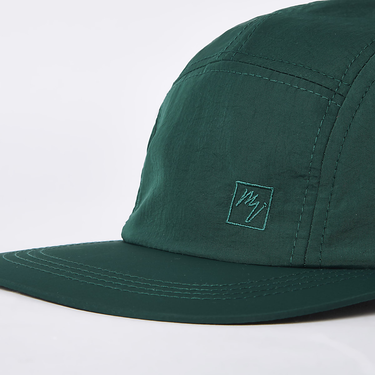 6aac5350ef867 Green  Maison Riviera  five panel cap - Hats   Caps - Accessories - men