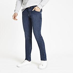 Monkee Genes - Middenblauwe skinny jeans