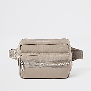 Stone RI cross body bag