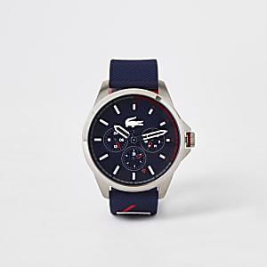 Lacoste - Marineblauw Capbreton horloge