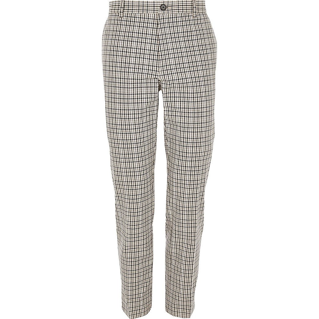 Big and Tall – Pantalon à carreaux