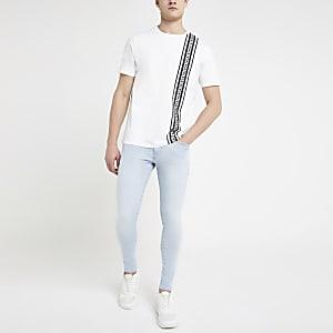Ollie – Jean ultra-skinny stretch bleu