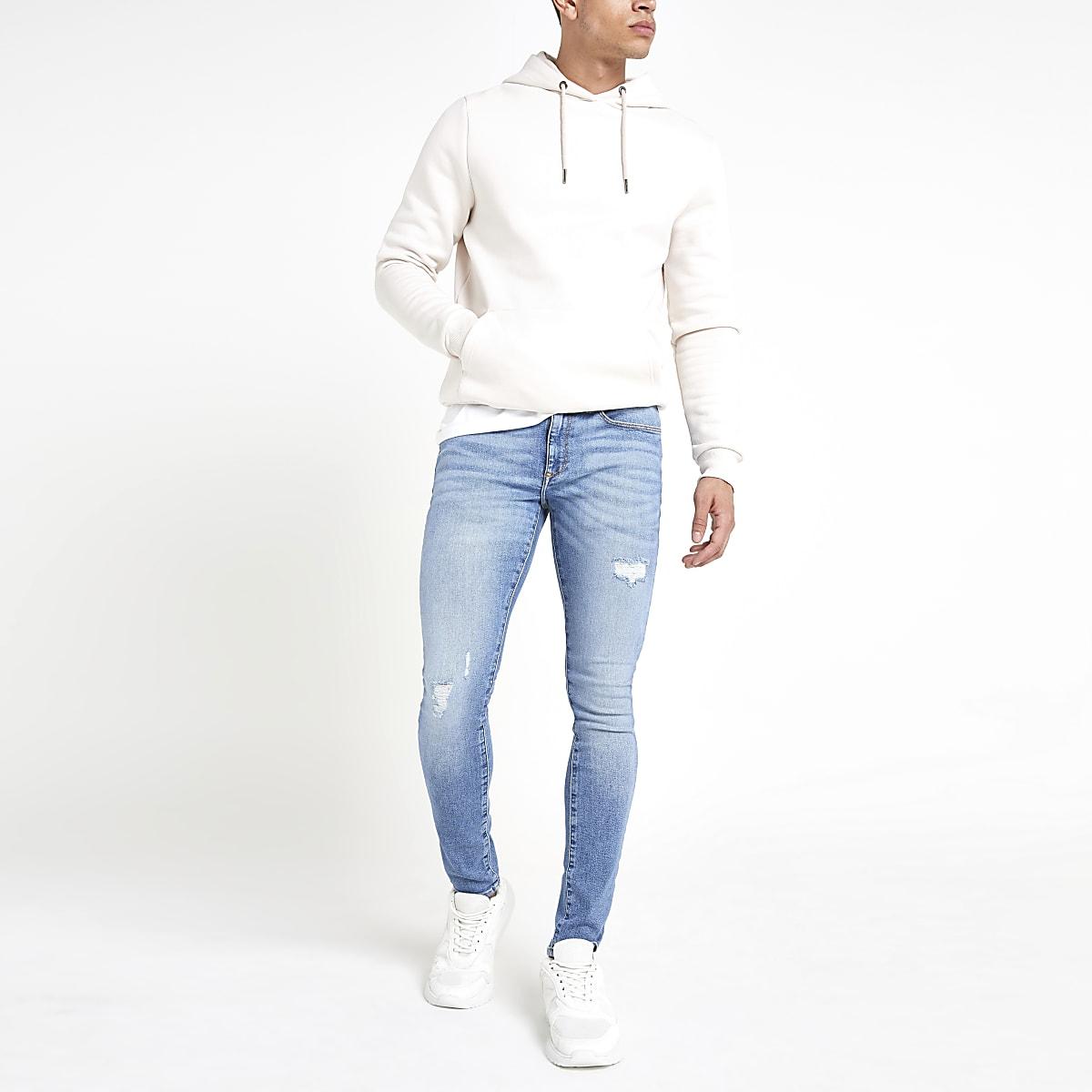 Danny – Helle Super Skinny Jeans