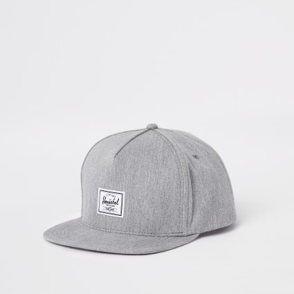 Herschel grey Dean cap