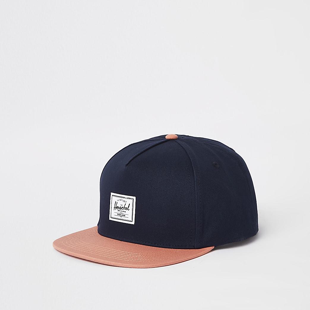 Herschel navy Dean cap