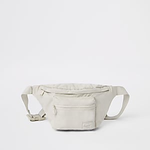 Herschel grey Seventeen cross body bag