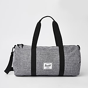 Herschel grey Sutton Mid-volume holdall bag