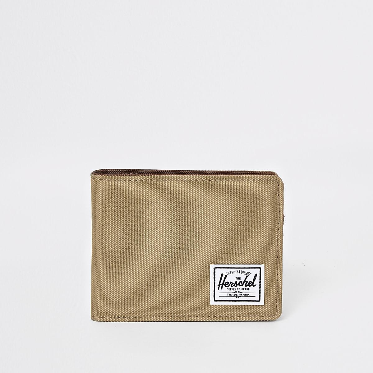 Herschel – Roy – Steingraue Geldbörse