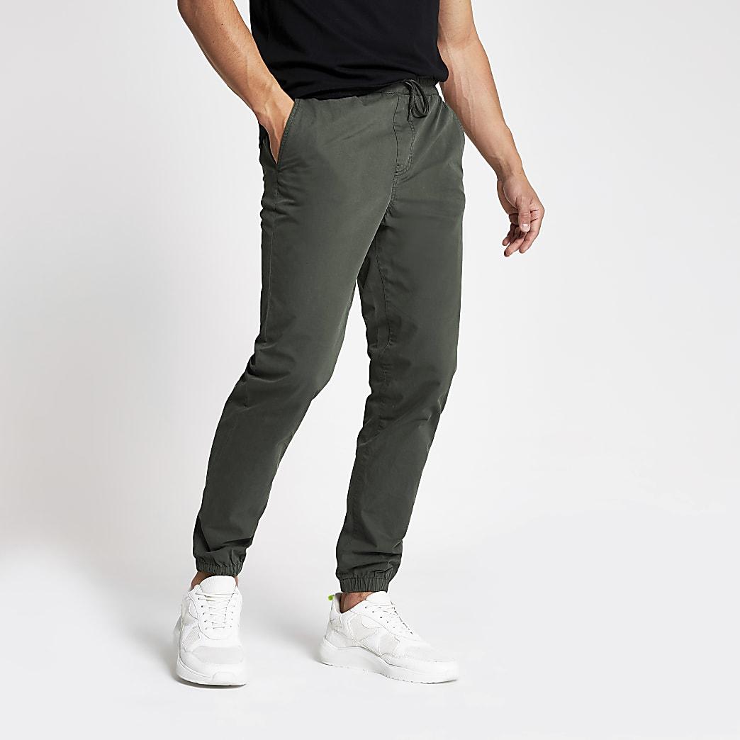 Pantalon de jogging utilitaire gris foncé