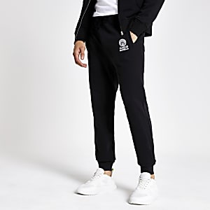 Franklin and Marshall – Pantalon de jogging noir