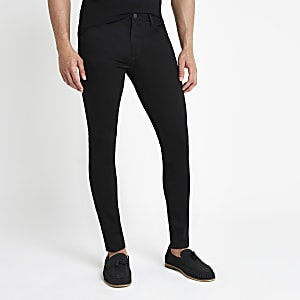 Stay Black Danny super skinny jeans