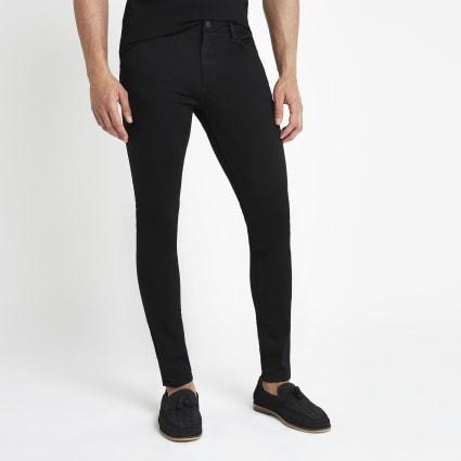 Stay Black Danny super skinny jeans