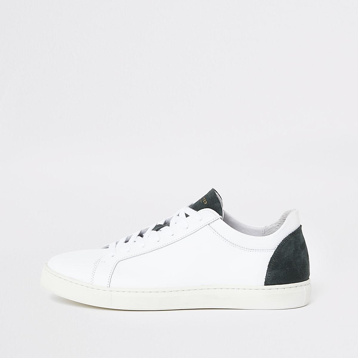 Selected Homme – Weiße Sneaker