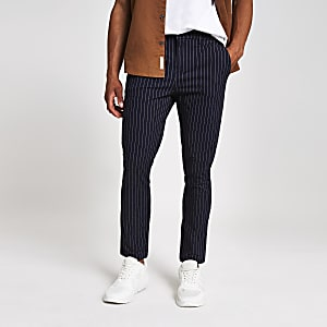 8409e4bd34 Trousers for Men | Mens Smart Trousers | Pants | River Island