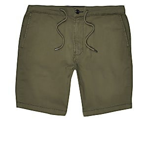Lee – Shorts in Khaki