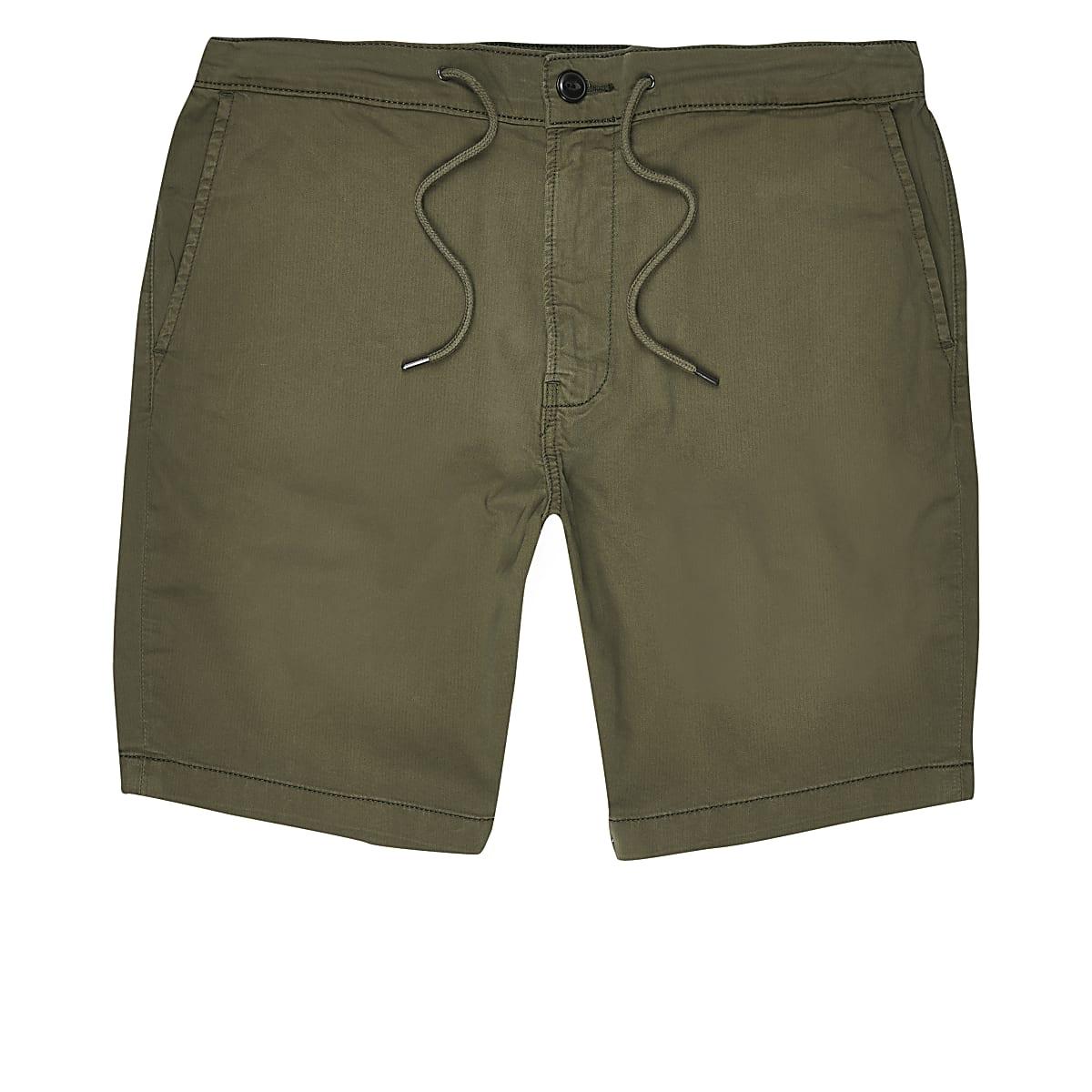 Lee khaki shorts
