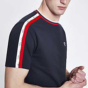 Navy 'Prolific' slim fit T-shirt