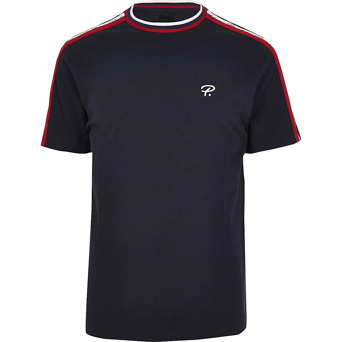 Big & Tall – Prolific – Marineblaues T-Shirt