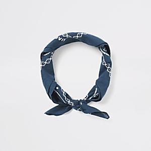 Levi's - Blauwe bandana
