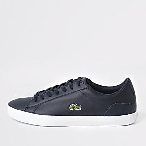 Lacoste - Lerond - Marineblauwe sneakers