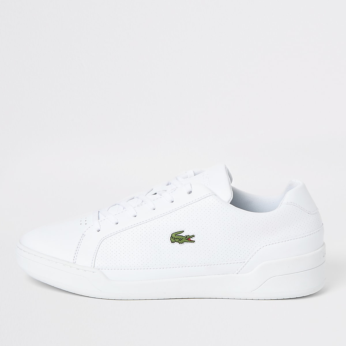Lacoste white Challenge sneakers