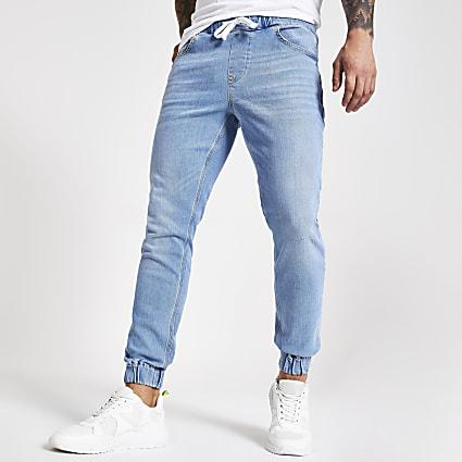 Light blue Ryan jogger jeans