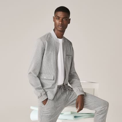 The Grey Seoul Jacket