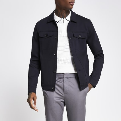 The Navy Western Tamar Jacket
