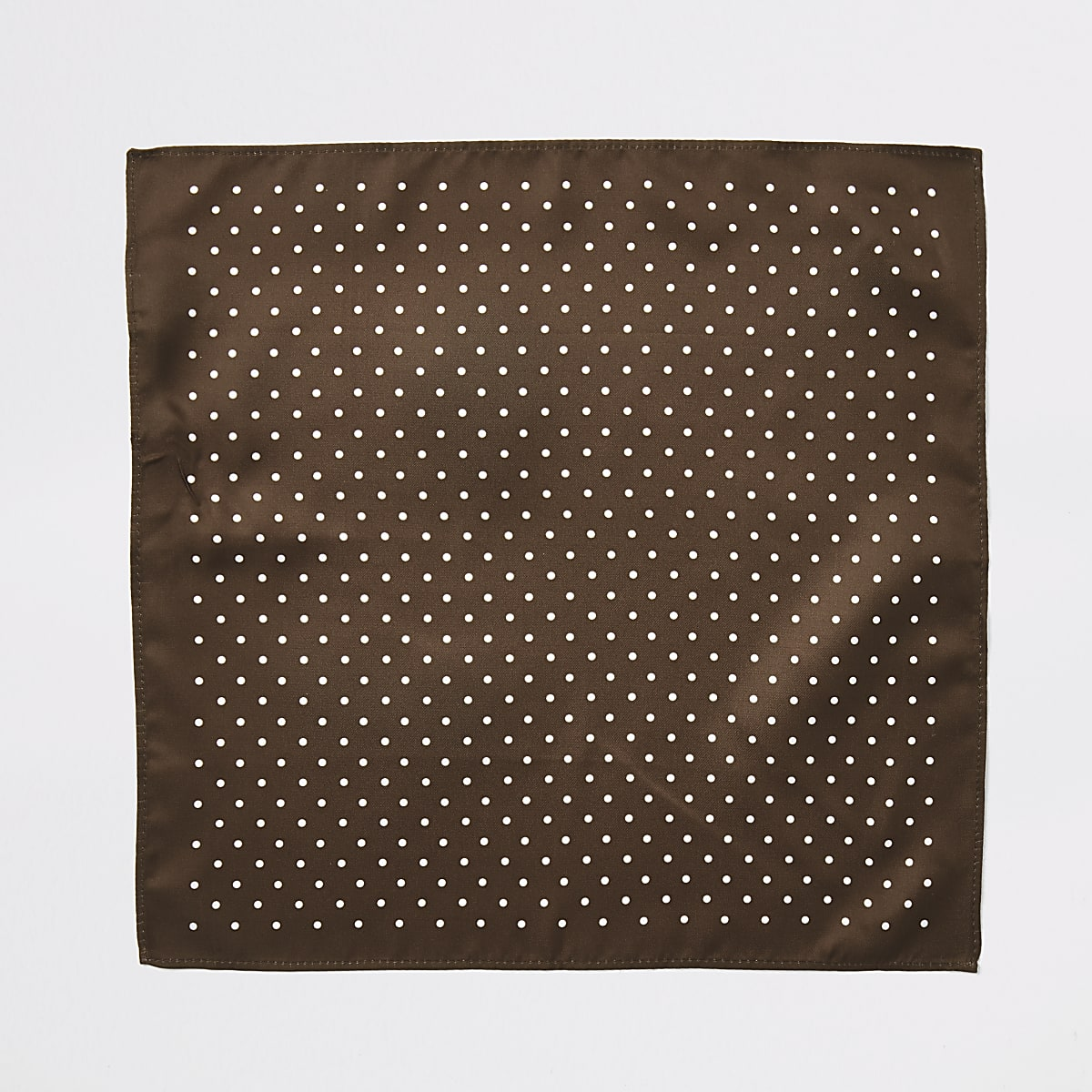 Brown spot handkerchief