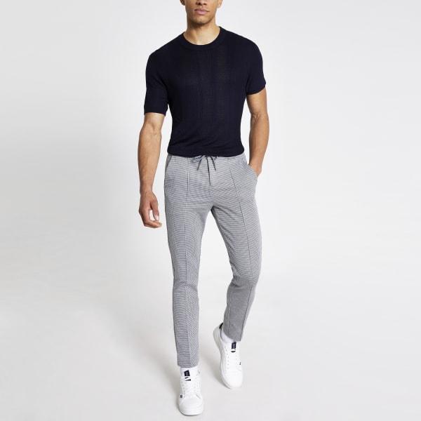 River Island - elegante skinny fit jogginghose - 2