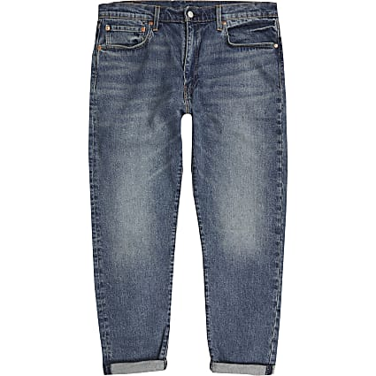 Levi's High-Ball Roll slim fit jeans