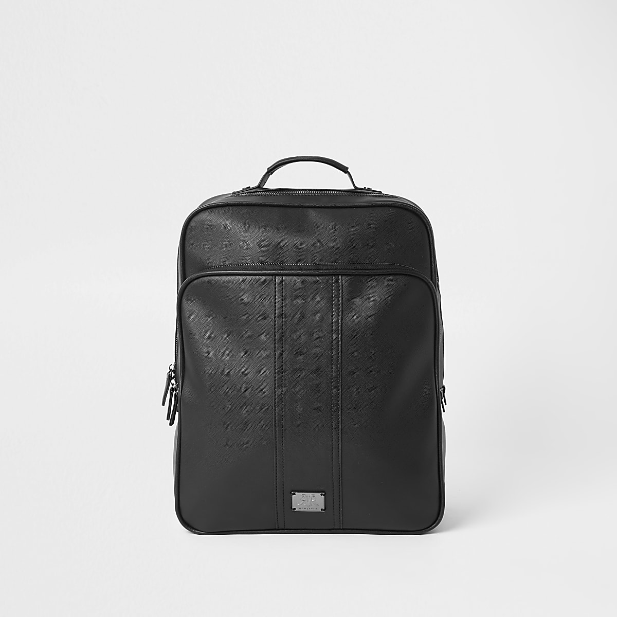 Black square RVR backpack