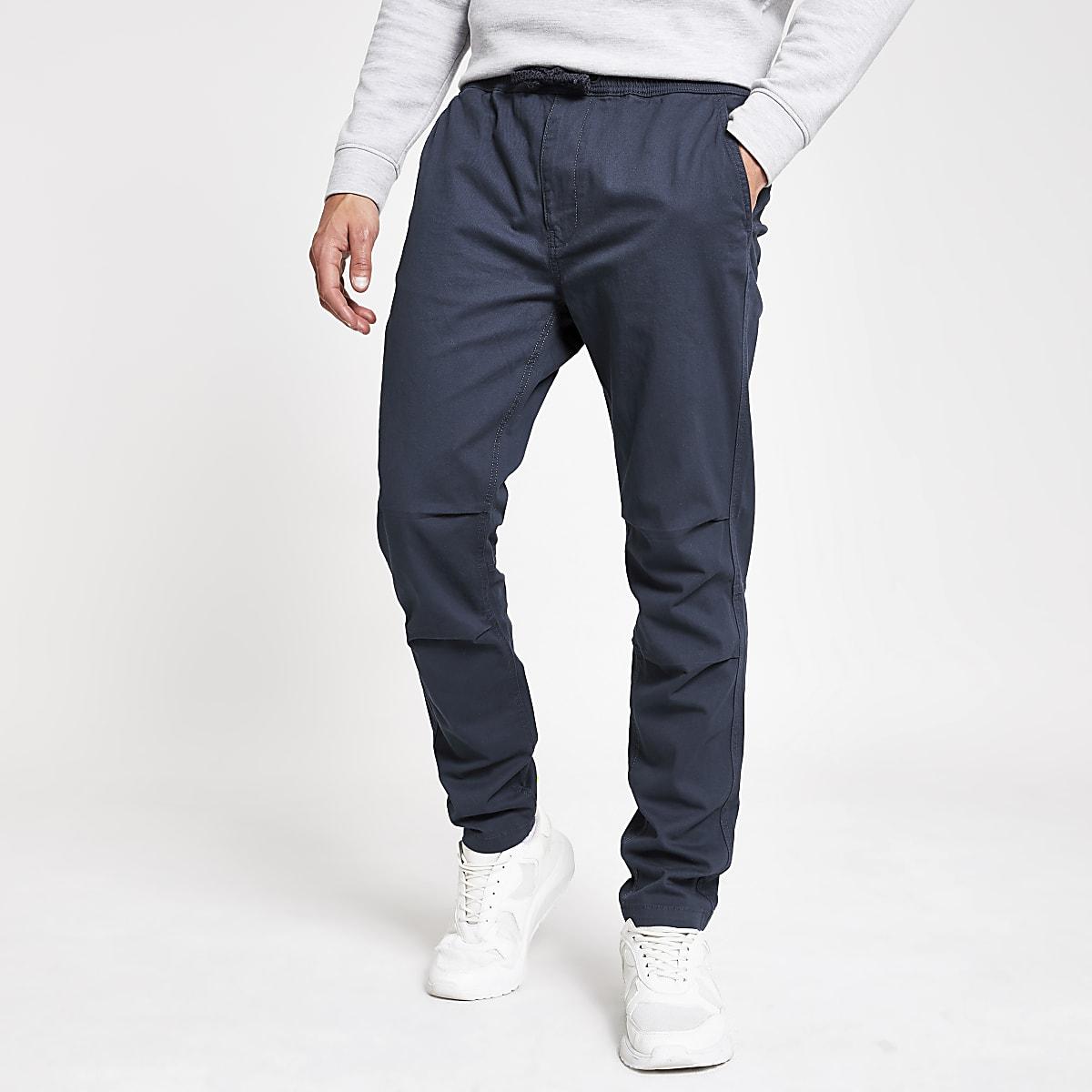 Superdry blue utility pants