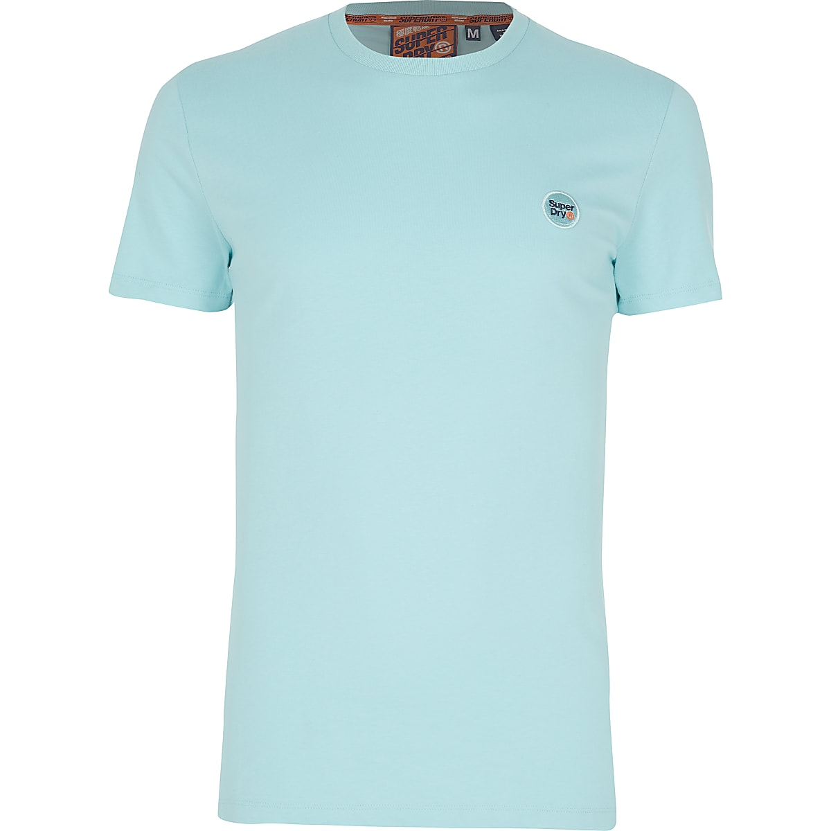 Superdry - Collective - Blauw T-shirt