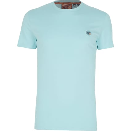 Superdry blue Collective T-shirt