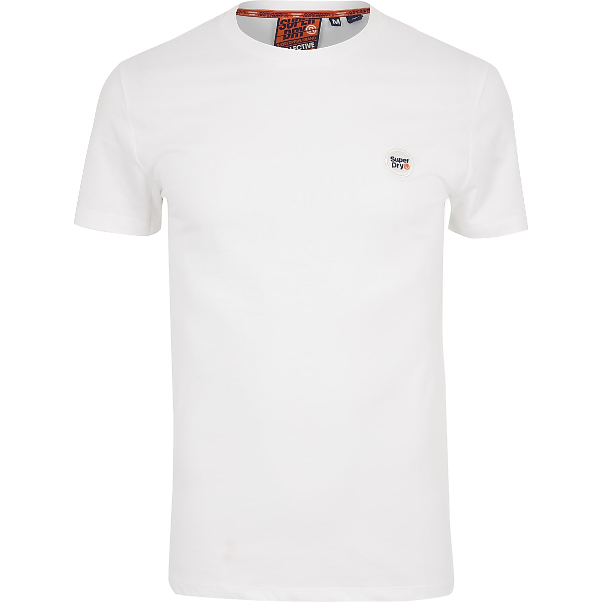 Superdry Collective white T-shirt