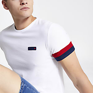 Superdry International white T-shirt