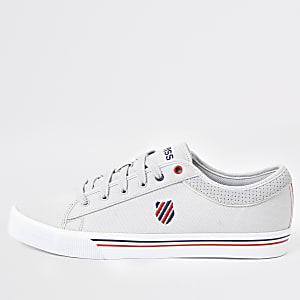 K-Swiss - Bridgeport II - Grijze sneakers