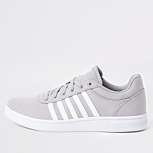 K-Swiss – Court Cheswick – Baskets grises