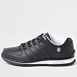 K-Swiss black Rinzler SP trainers