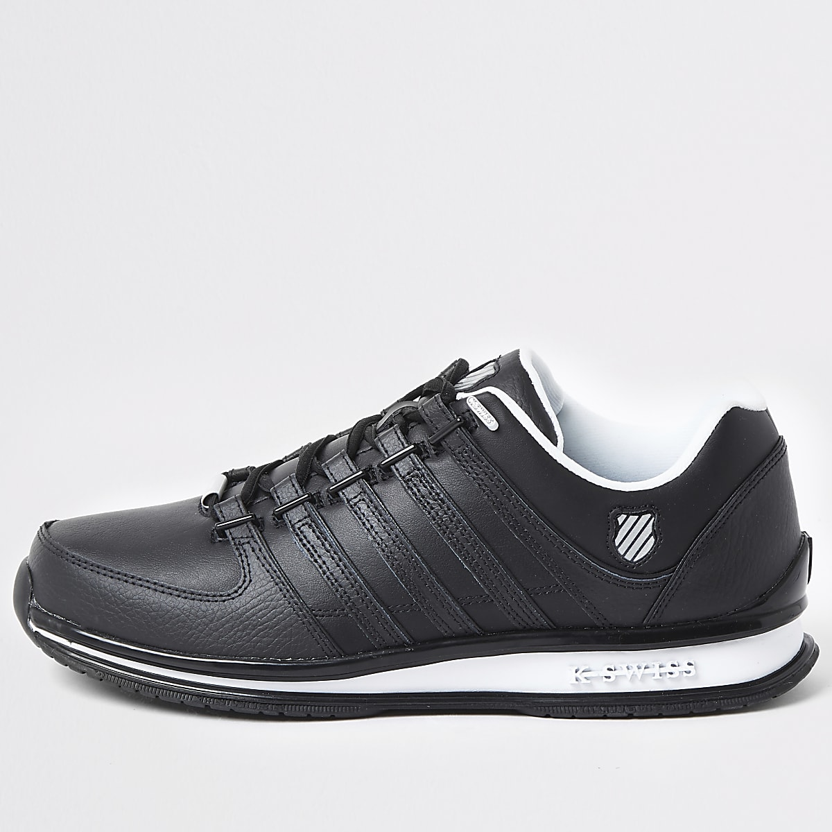 K-Swiss black Rinzler SP sneakers