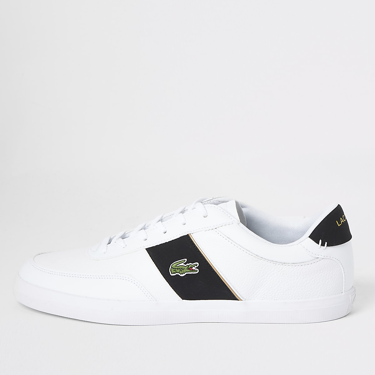 Lacoste – Baskets Courtmaster blanches
