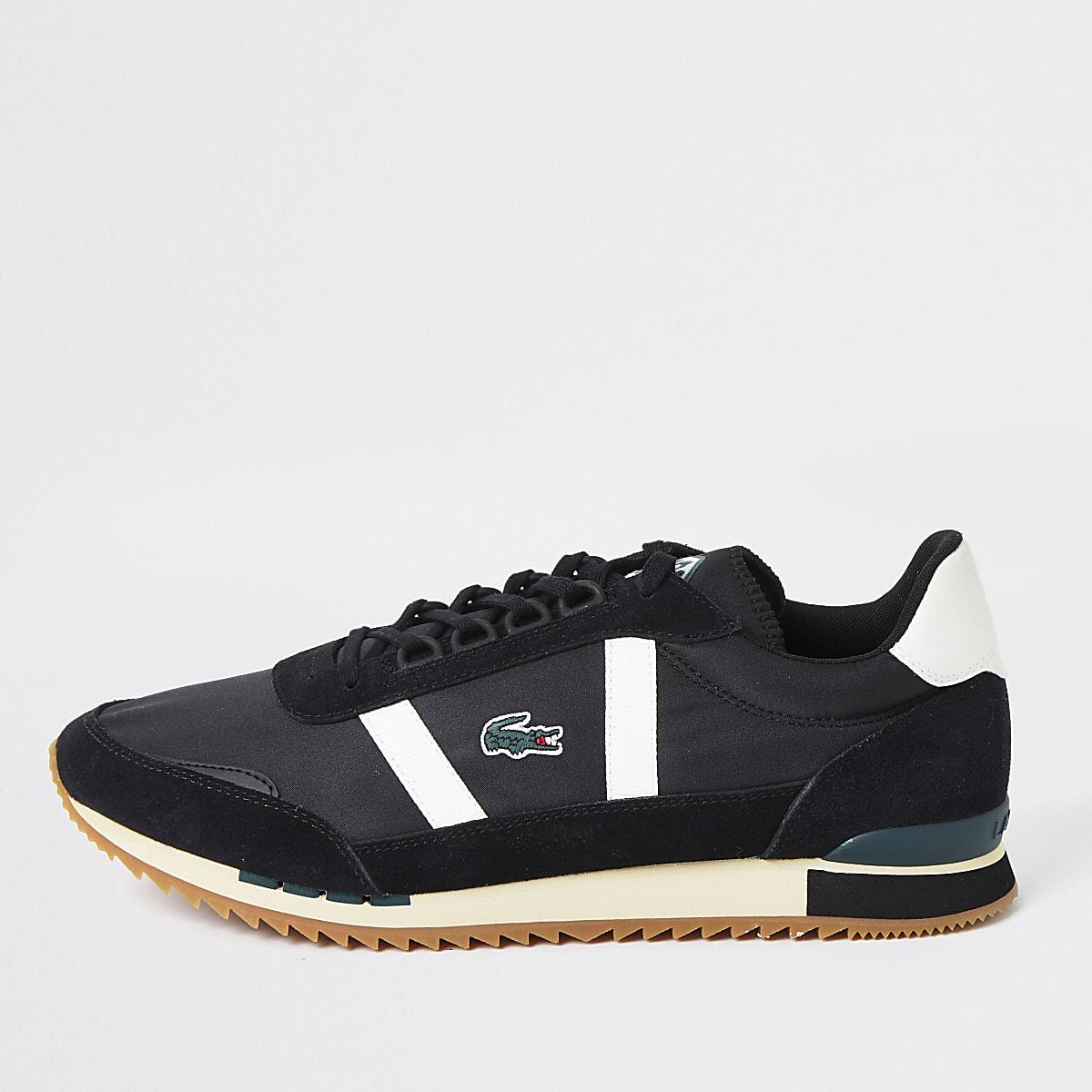 Lacoste - Partner Retro - zwarte sneakers